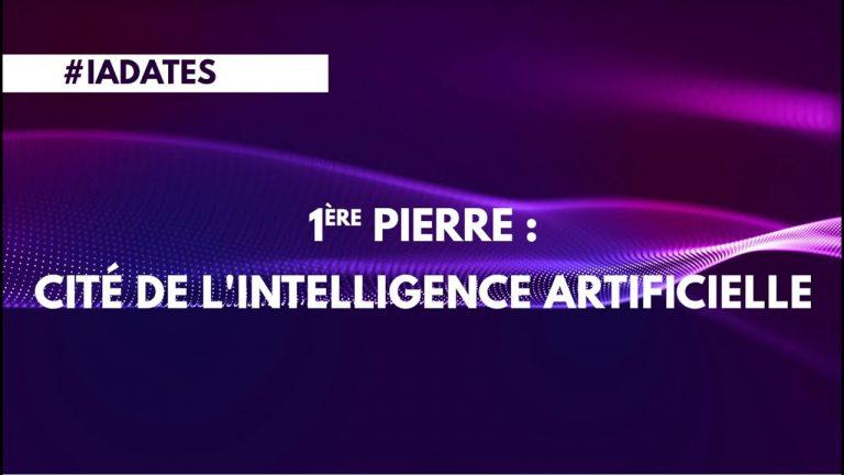 Replay – Conférence 1re Pierre : Cité de l'Intelligence Artificielle organisée par le département des Alpes-Maritimes et l'Institut EuropIA