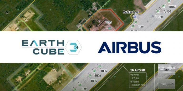 Défense : Airbus et Earthcube s'associent pour développer une solution de surveillance de sites stratégiques