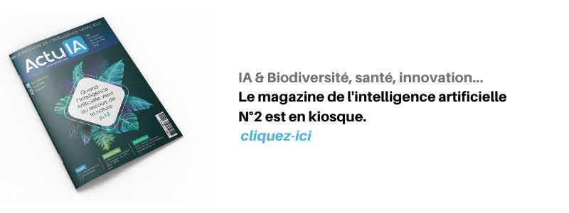 Retrouvez le magazine de l'intelligence artificielle
