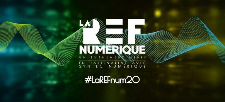 Numérique ou écologie, faut-il vraiment choisir ? #LaREFnum20 passe en 100 % digital – Evénement le 10 novembre