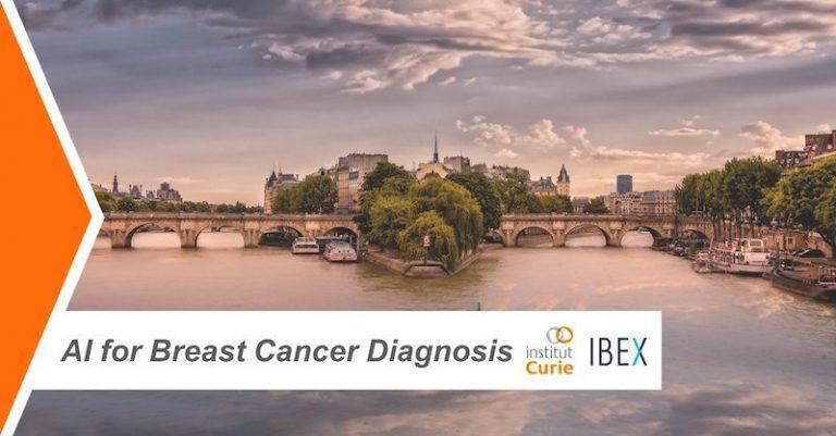 L'Institut Curie signe un partenariat avec Ibex Medical Analytics pour améliorer la détection du cancer du sein grâce à l'IA