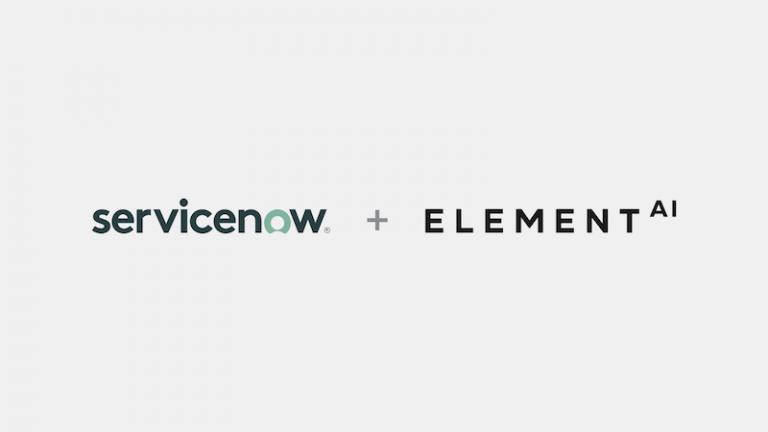 ServiceNow annonce l'acquisition prochaine d'Element AI pour enrichir sa plateforme de gestion des workflows