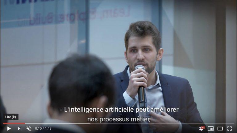 Leonard accueille 13 nouveaux projets dans la promotion 2021 de son parcours IA