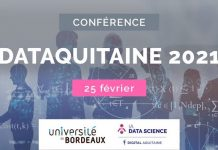DATAQUITAINE IA Data science Digital Aquitaine Université Bordeaux conférence