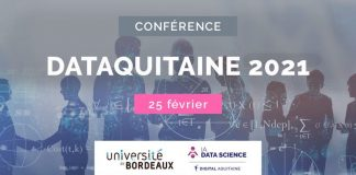 DATAQUITAINE IA Data science Digital Aquitaine Université Bordeaux conférence