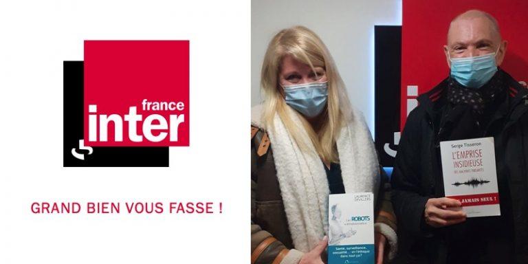 """Replay """"Ces machines parlantes qui vont envahir notre vie quotidienne"""" sur France Inter"""