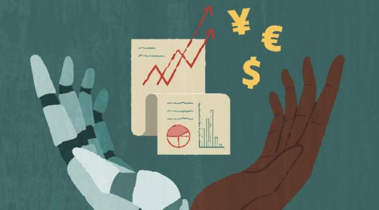 Utiliser l'IA pour gérer les finances : 56% des Français selon une étude Oracle