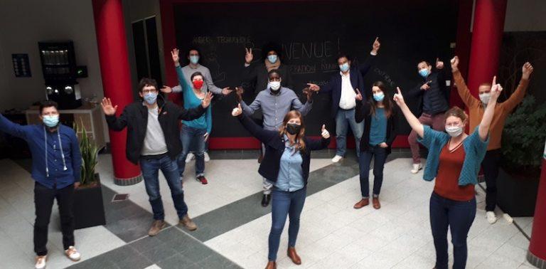 Angers Technopole : La 6e promotion de l'accélérateur Opération Renard a été lancée