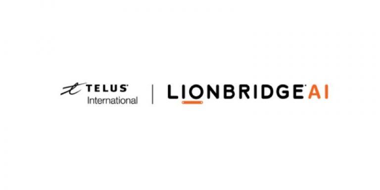 Lionbridge confirme l'acquisition de sa division d'intelligence artificielle par TELUS International
