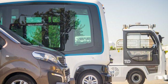 EasyMile lève 55 millions d'euros Searchlight Capitals developpement commercial nouvelles solutions véhicules autonomes électriques