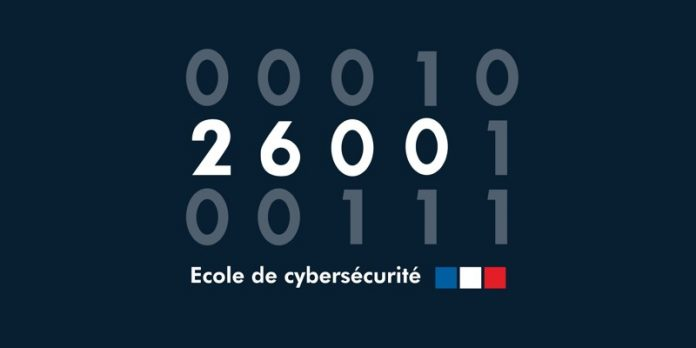 Ecole 2600 cybersécurité