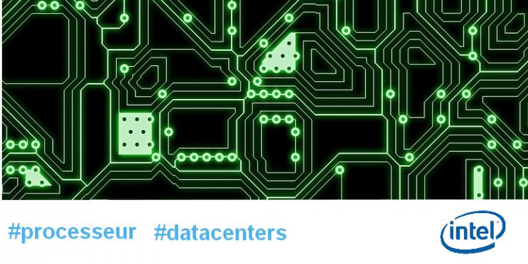 Intel présente ses nouveaux processeurs de troisième génération développés grâce à sa plateforme de data centers