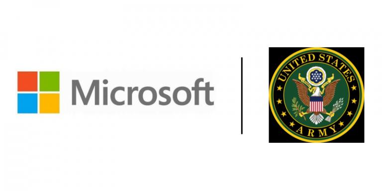 Microsoft et l'armée américaine signent un accord visant à doter les soldats de casques de réalité augmentée