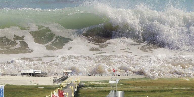 Le supercalculateur Fugaku et un modèle d'IA au service de la prévention d'inondations dues aux tsunamis