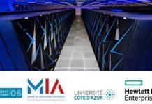 La MIA souhaite se doter d'un supercalculateur. HPE a été choisi pour le concevoir.