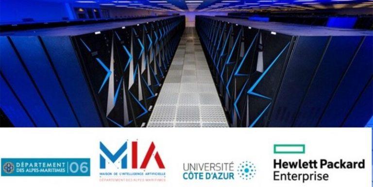 HPE construira un supercalculateur au sein de la Maison de l'Intelligence Artificielle