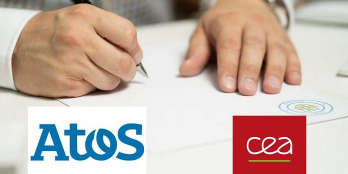 CEA Atos partenariat cloud edge changement climatique intelligence artificielle processeurs recherche