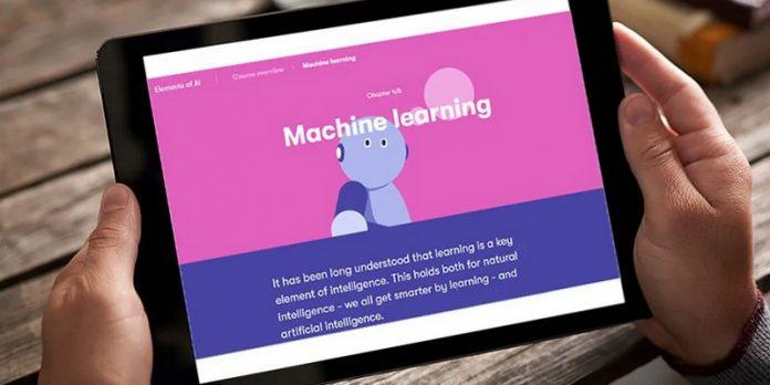 Elements of AI formation cours ligne finlande commission européenne université helsinki reaktor bases intelligence artificielle