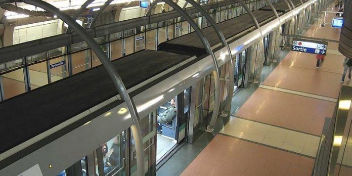 RATP Ligne 14 dispositif intelligence artificielle caméra reconnaissance silhouettes protection données personnelles transports