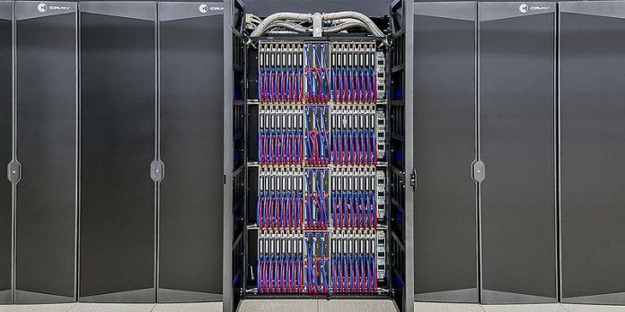 supercalculateur alps centre calcul scientifique suisse
