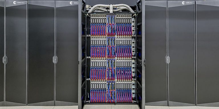 Switzerland: the scientific computing centre will be equipped with the Alps supercomputer