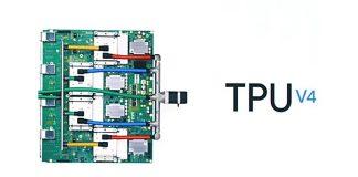 TPUv4 processeur calcul haute performance pods exaflop intelligence artificielle puissance