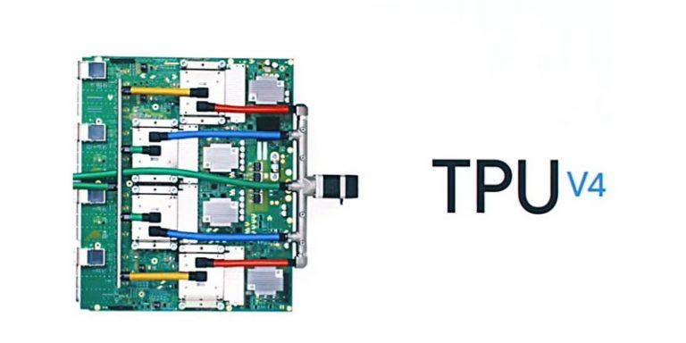 Google I/O : annonce de la quatrième génération de TPU et lancement des pods exaflopiques