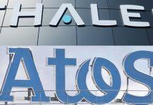 Thalès Atos Athéa solution big data sécurité défense renseignements traitement données massives
