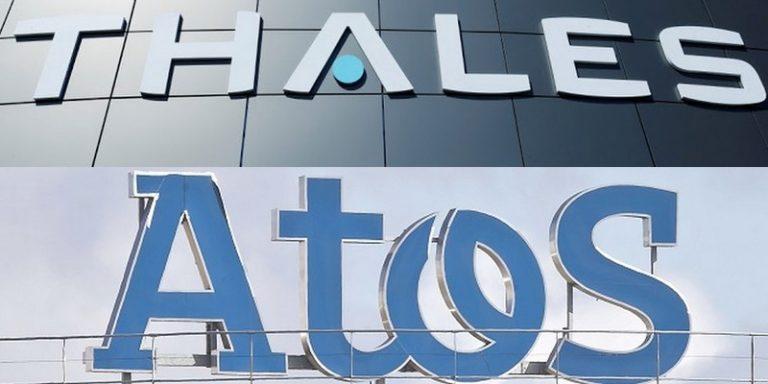 Atos et Thalès créent Athéa, entreprise spécialisée dans les solutions big data pour la défense