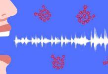 diagnostic COVID-19 voix reconnaissance vocale machine learning algorithme étude recherches articles publication analyse acoustique