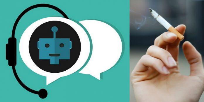 journée mondial contre tabac tabagisme cigarette assistant virtuel outils numériques chatbot