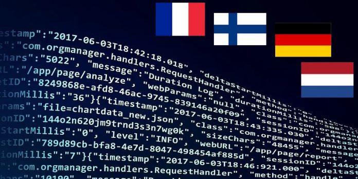 Sitra enquête services numériques économie données protection données rgpd Allemagne France Pays-Bas Finlande