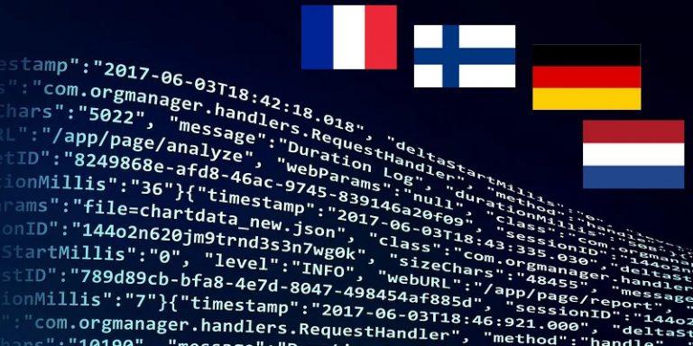 Le Sitra a enquêté sur l'utilisation des services numériques et l'exploitation de l'économie des données en Europe