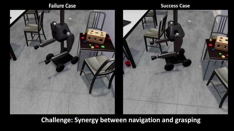 ThreeDWorld Transport Challenge : un défi pour tester l'interaction des robots dans un environnement