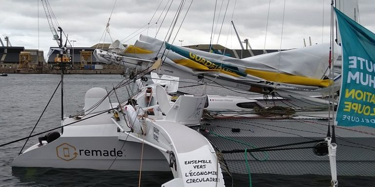 """""""The boat that flies"""": artificial intelligence at the service of competitive sailing"""