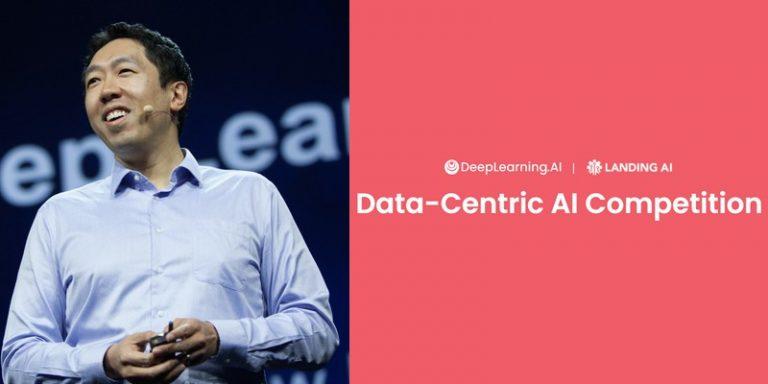 Andrew Ng lance le Data-Centric AI Competition, un défi centré sur l'amélioration de jeux de données