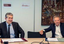 Berger-Levrault Inria collaboration partenariat équipe de recherche développement solutions intelligence artificielle