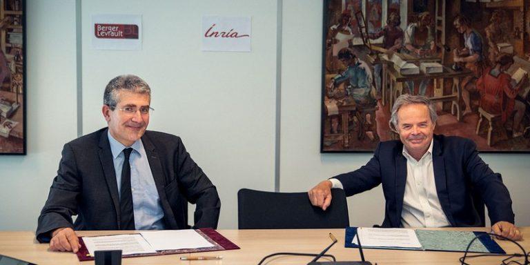 Berger-Levrault et Inria signent un partenariat stratégique pour développer des solutions innovantes