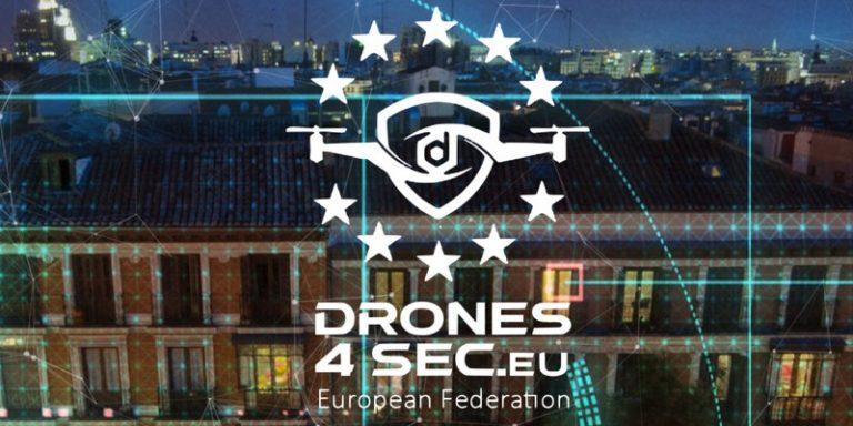Lancement de DRONES4SEC, une fédération de souveraineté européenne pour les drones de sécurité
