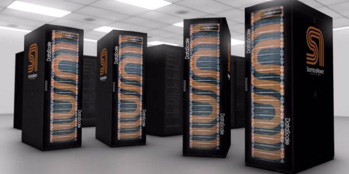 SambaNova start-up plateforme intelligence artificielle processeur supercalculateurs puissance performance calcul entreprises industrie