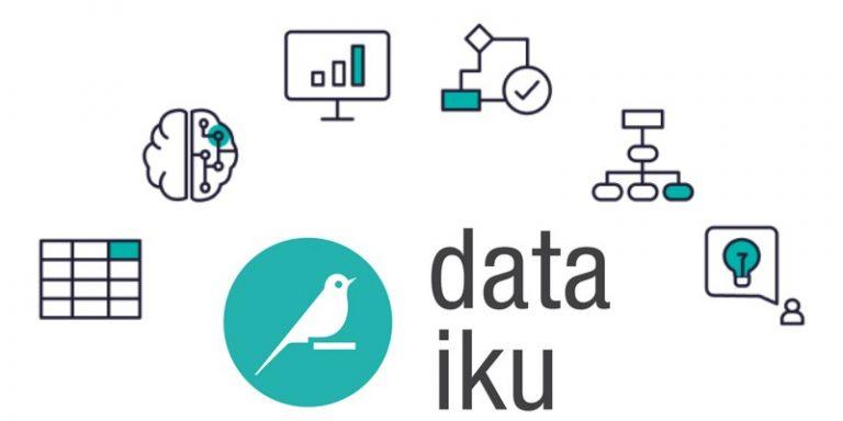 La start-up française Dataiku lève 400 millions de dollars dans l'optique d'intégrer l'IA et la data en entreprise