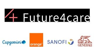 Future4care accélérateur start-up solutions santé digitale numérique capgemini orange sanofi generali
