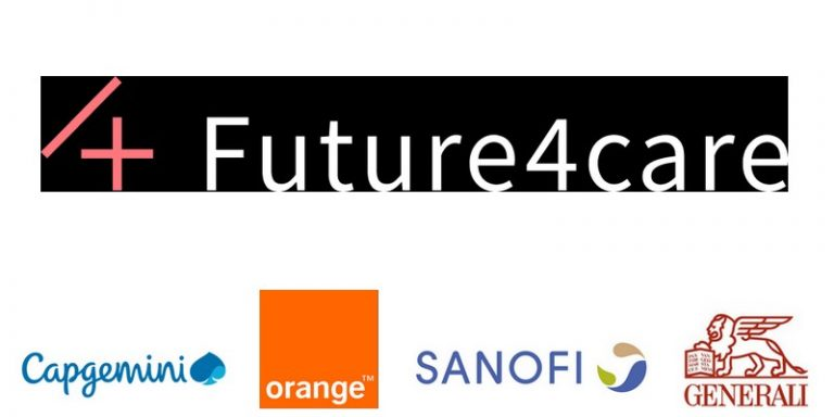 Orange, Generali, Sanofi et Capgemini lancent Future4care, un accélérateur de start-ups