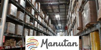 Manutan Papeteries Pichon entrepôt automatisé outils autonomes automatiques logiciel supply chain système d'information écologie