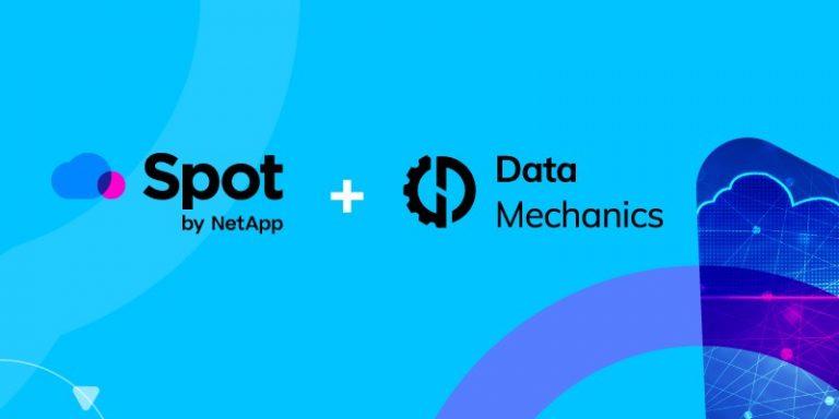 Cloud et big data : NetApp annonce l'acquisition de la start-up française Data Mechanics