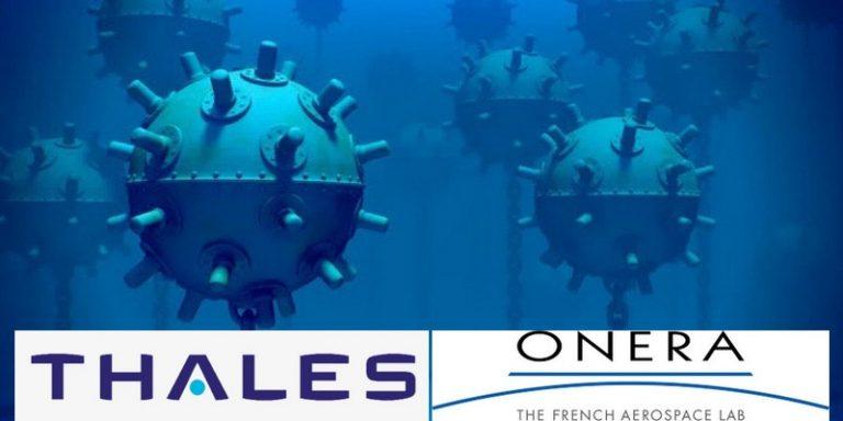 Plus de dix ans de coopération entre Thalès et ONERA pour automatiser des drones de chasse aux mines