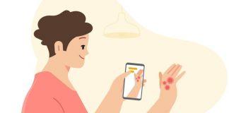 Google Health outil application intelligence artficielle analyse photo peau problèmes maladies deep learning