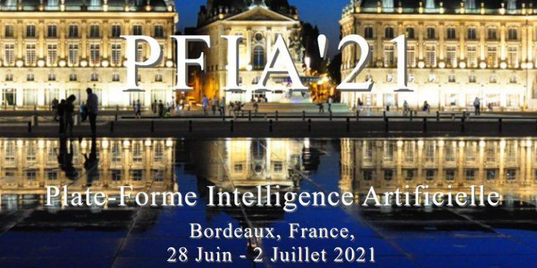 PFIA 2021 : Annonce de la quatorzième édition de la plate-forme intelligence artificielle