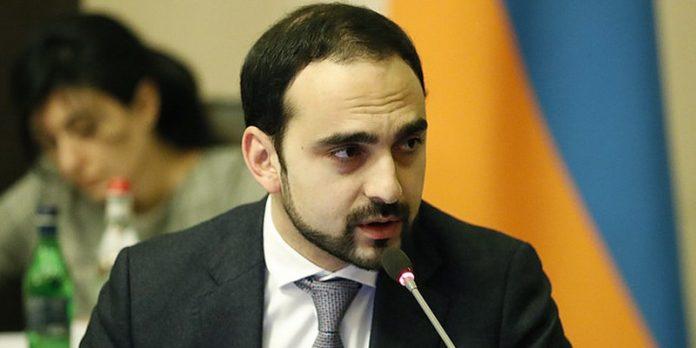 stratégie Arménie premier ministre recherche formation chercheurs secteur privé public gouvernement