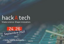 hackathon inria innovation start-up projets numérique